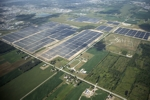 Sarnia PV Power Plant, 80 MW, image courtesy: First Solar