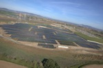 Montalto di Castro, 84,2 MWp, image courtesy: SunRay Renewable
