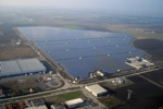 San Bellino PV Power Plant, 70.5 MWp, image courtesy: sunedison